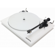 PRO-JECT Essential III Belt Drive Turntable White
