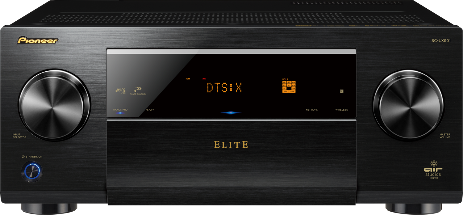 PIONEER Elite SC-LX901 11.2-Ch x 140 Watts Networking A/V Receiver