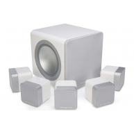 CAMBRIDGE AUDIO Minx S215-V3 5.1 Speaker Package White