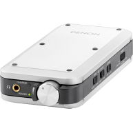 DENON DA-10 Portable Headphone Amplifier with USB-DAC