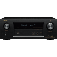DENON AVR-X2400H 7.2-Ch x 95 Watts Networking A/V Receiver