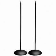 KEF Kht1005.2 KHT1505 Floor Stands Black, Pair
