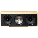 KEF Xq50 Center Channel 3-way Speaker Maple
