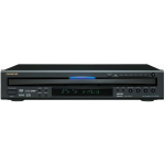 Onkyo DV-CP706 Hdmi Dvd/cd/mp3 6-disc Changer Black