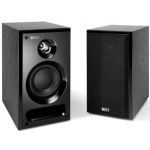 "KEF C1 Two Way 4"" Bookshelf Speakers Pair Black"