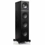 KEF Q700 Q Series 6-1/2 inch Black Floorstanding Speaker, Each