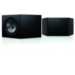 KEF Q800DS Q Series 5-1/4 inch Dipole Black Surround Speakers Pair