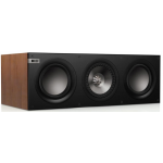 KEF Q200C Q Series Walnut 5-1/4 inch Center Channel Speaker