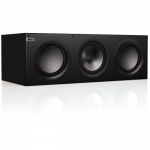 KEF Q600C 6.5in. 3-way Black Center Channel Speaker