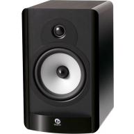 "BOSTON ACOUSTICS A26 6.5"" 2-Way Bookshelf Speaker Gloss Black Each"
