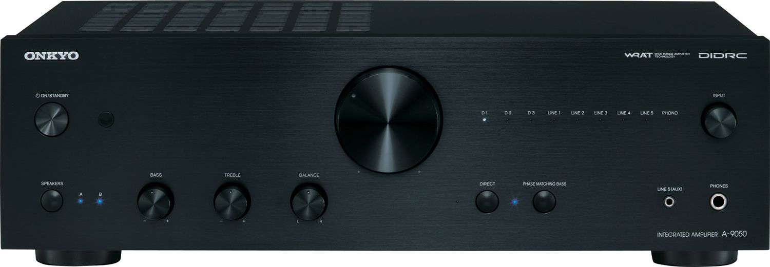 Onkyo A 9050 Integrated Stereo Amplifier Accessories4less