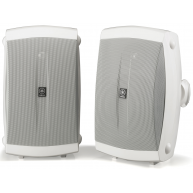"YAMAHA NS-AW350 6.5"" 2-Way Outdoor Speaker White Pair"