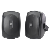 "YAMAHA NS-AW390 Outdoor 6.5"" 2-Way Speakers Black Pair"