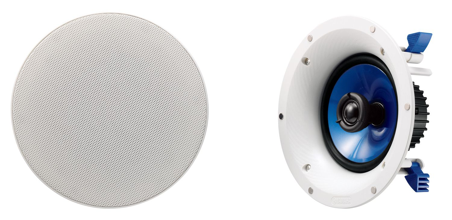 Yamaha Ns Ic600 6 5 Quot 2 Way In Ceiling Speaker Pair