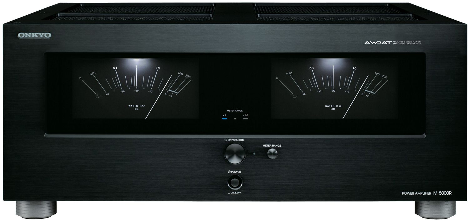 Onkyo M 5000r 2 Ch X 150 Watts Power Amplifier