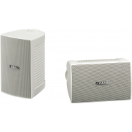 "YAMAHA NS-AW194 4"" 2-Way Outdoor Speaker White Pair"