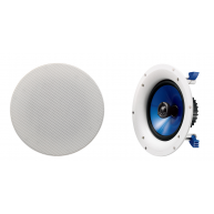 "YAMAHA NS-IC800 8"" 2-Way In-Ceiling Speaker Pair"