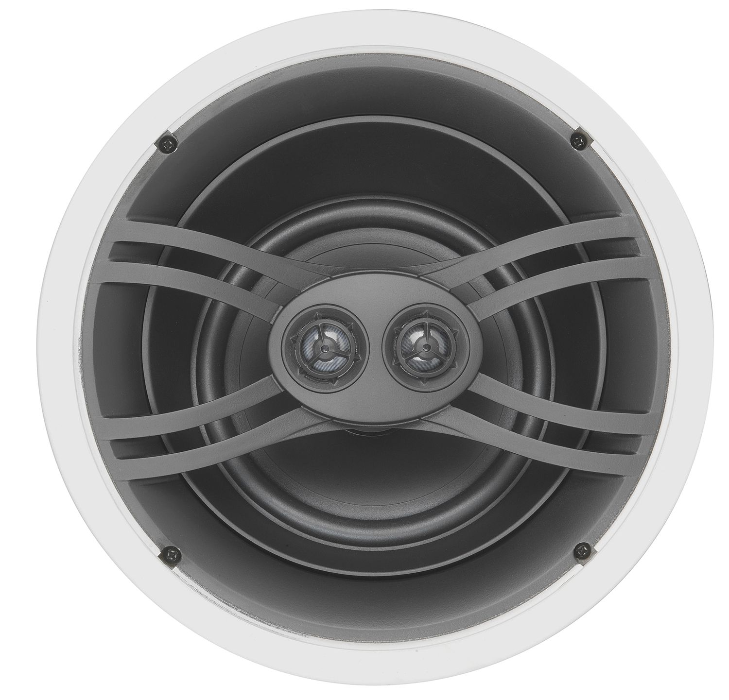 yamaha ns iw280c 6 5 3 way in ceiling speaker pair