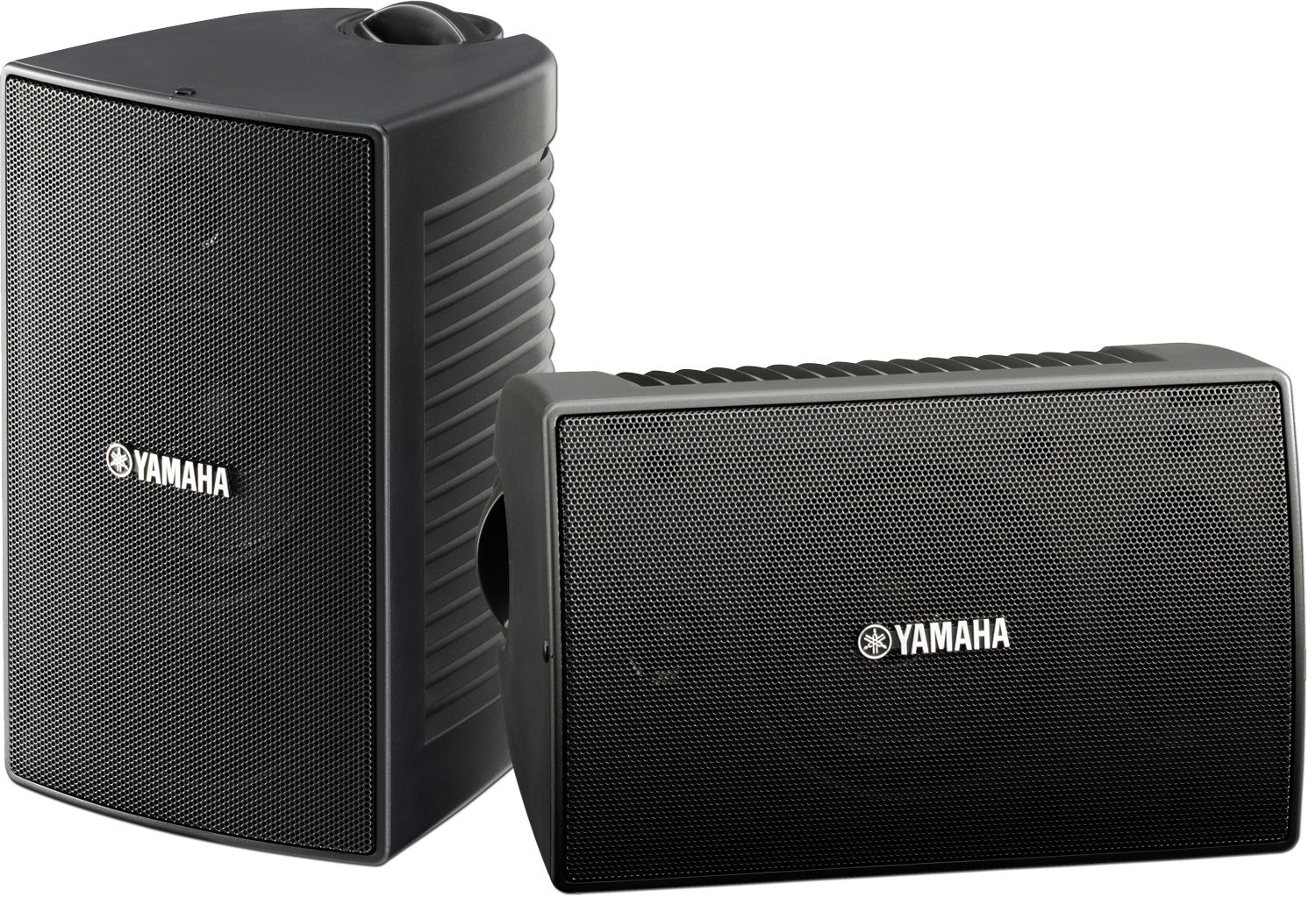 Yamaha Ns Aw194 4 2 Way Outdoor Speaker Black Pair Accessories4less