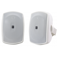 "YAMAHA NS-AW190 5"" 2-Way Outdoor Speakers White Pair"