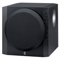 "YAMAHA YST-SW216 10"" 100 Watt Powered Subwoofer Black"