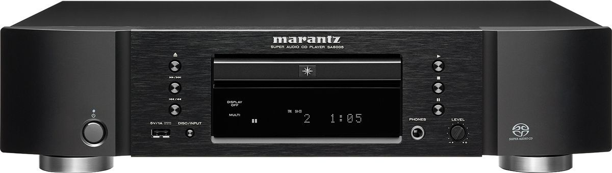 Marantz Sa8005 Super Audio Cd Player Amp Dac Accessories4less