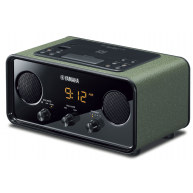 YAMAHA TSX-B72 Desktop Bluetooth Audio System Dark Green