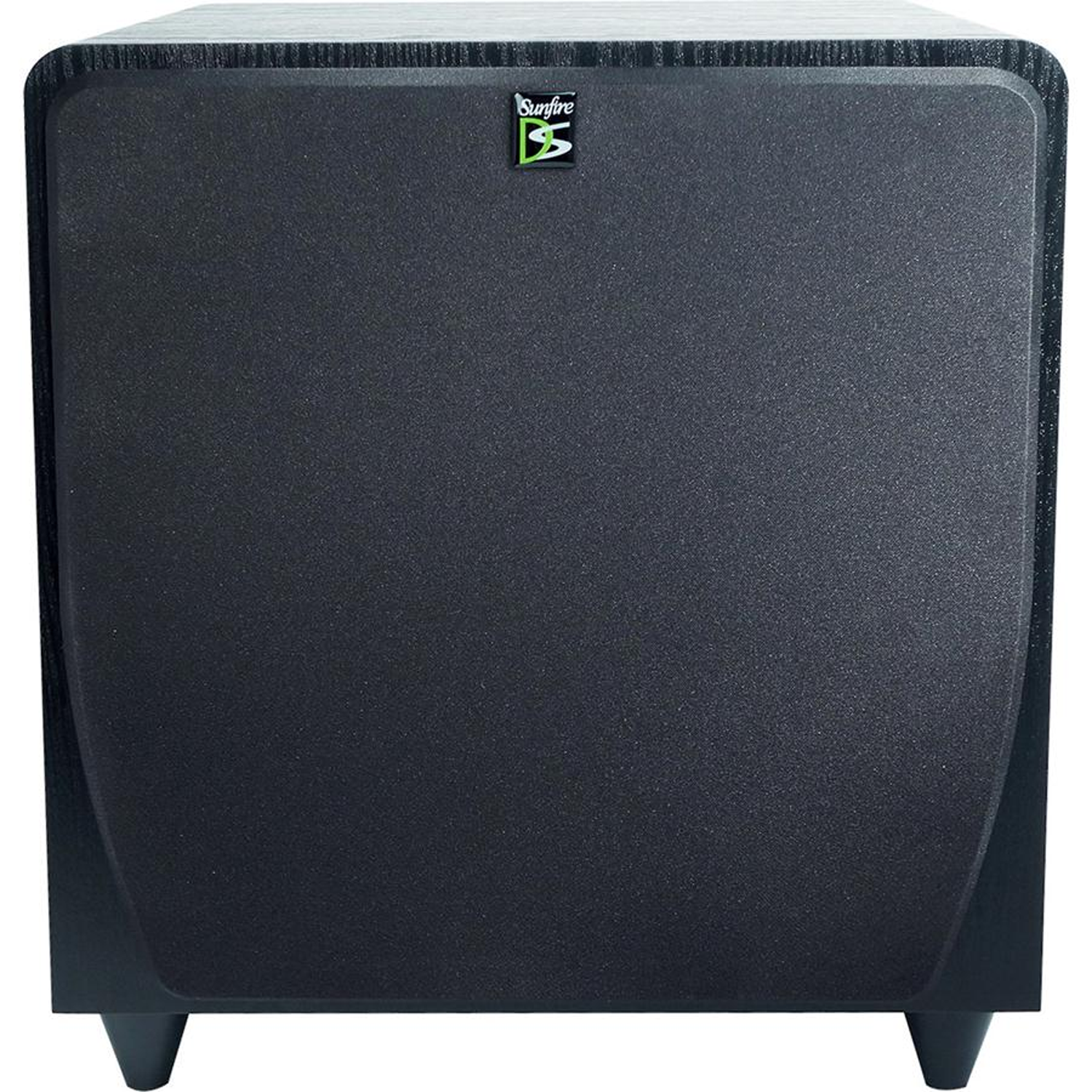 Sunfire Sds 12 300 Watt Dual Driver Powered Subwoofer Active Crossover Electronic Design
