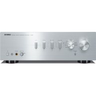 YAMAHA A-S501 2-Ch x 85 Watts Integrated Amplifier w/ Built-in DAC Silver