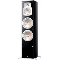 "YAMAHA NS-777 8"" 3-Way Floorstanding Speaker Black Each"