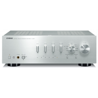 YAMAHA A-S801 2-Ch x 100 Watts Integrated Amplifier w/ Built-in DAC Silver