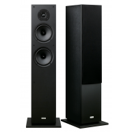 ONKYO SKF-4800 2-Way Bass Reflex Front Speakers Black Pair