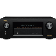 DENON AVR-X2100W 7.2-Ch x 95 Watts Networking A/V Receiver