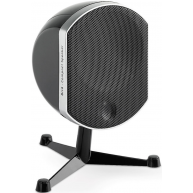 "FOCAL Bird 5.5"" 2-Way Compact Satellite Speaker Black Each NEW"