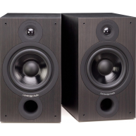CAMBRIDGE AUDIO SX60 6.5 Bookshelf Speakers Black Pair