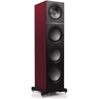 "KEF Q900 8"" 3-Way Floorstanding Speaker Rosewood Each"