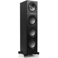 "KEF Q900 8"" 3-Way Floorstanding Speaker Black Each"