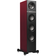 "KEF Q700 6.5"" 3-Way Floorstanding Speaker Rosewood Each"
