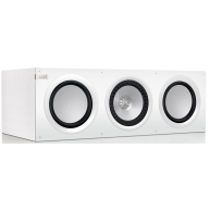 "KEF Q600C 6.5"" 3-Way Center Channel Speaker White"