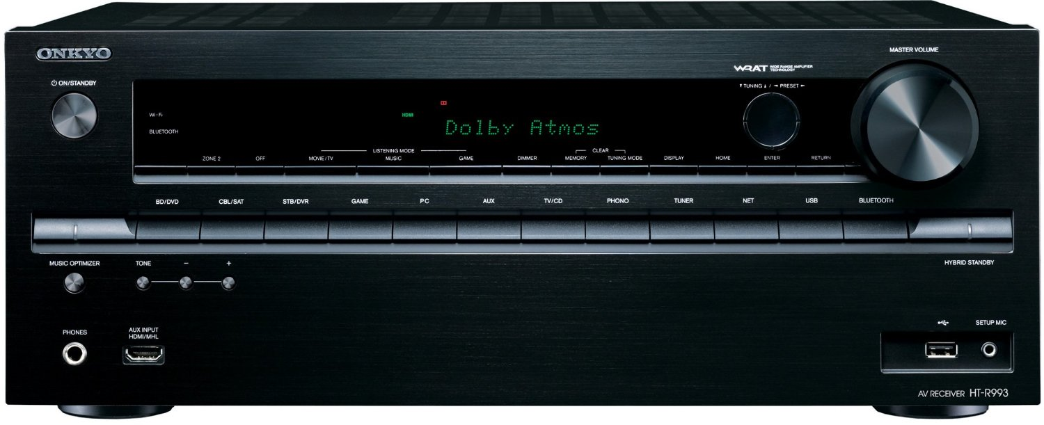 Onkyo HT-R993 Home Theater System Windows 8 X64 Driver Download