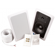 "MTX Musica ADZ502W 5.25"" In-Wall Add A Zone Kit"