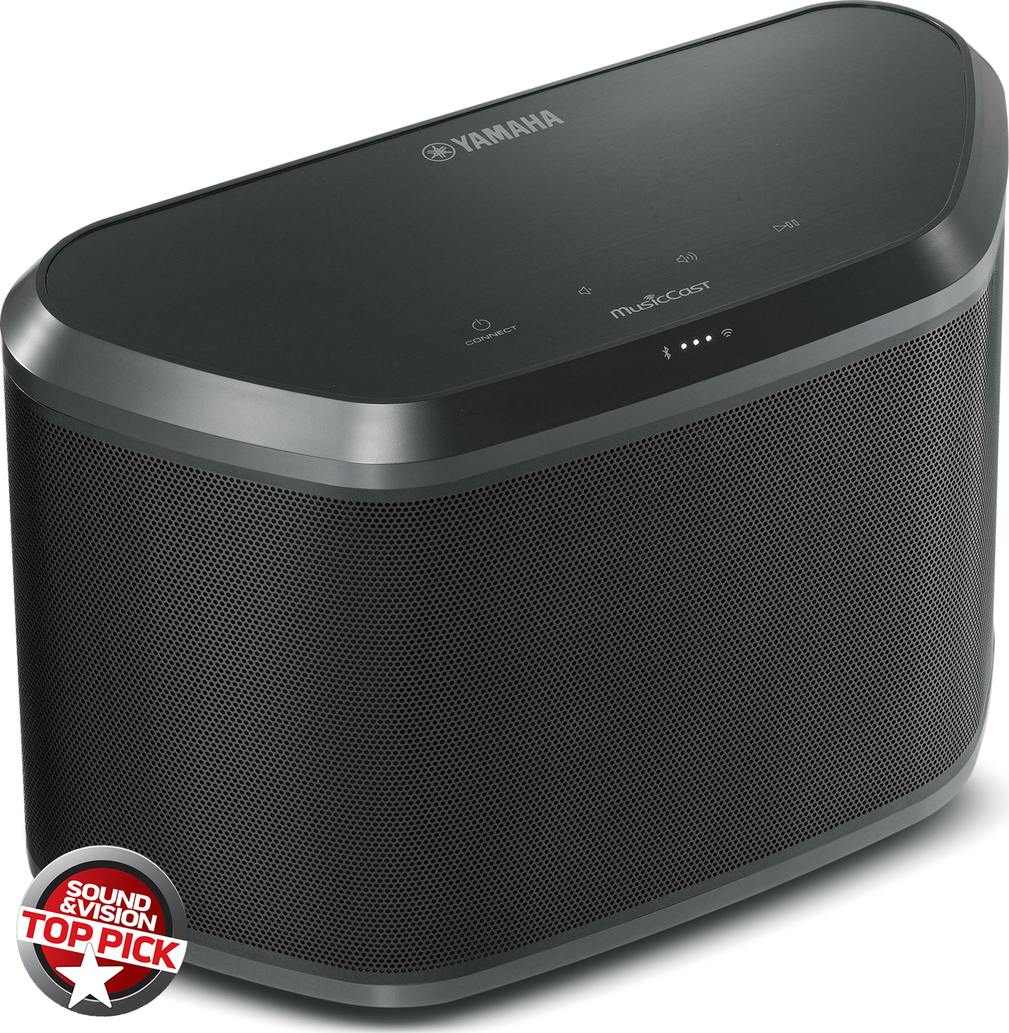 YAMAHA MusicCast WX-030 Wireless Streaming Speaker Wi-Fi/Bluetooth