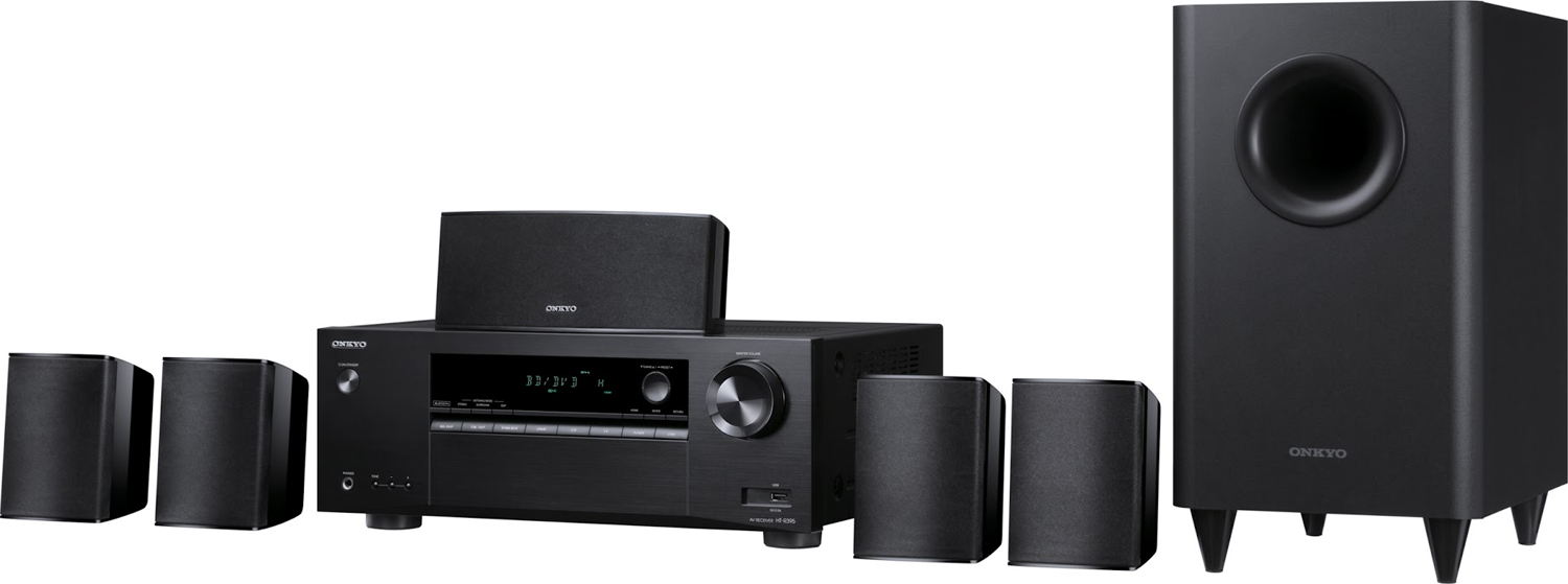 onkyo ht s3800 5 1 channel home theater receiver speaker package rh accessories4less com IMAX Home Theater Theater Sound System Home