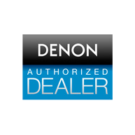 DENON Authorized Dealer Logo