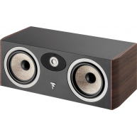 "FOCAL Aria CC900 6.5"" 2-Way Center Channel Speaker Dark Walnut"
