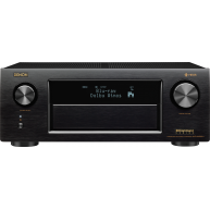 DENON AVR-X4300H 9.2-Ch x 125 Watts Networking A/V Receiver