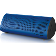 KEF MUO Portable Bluetooth Speaker Blue