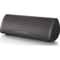 KEF MUO Portable Bluetooth Speaker Gunmetal
