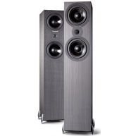 "CAMBRIDGE AUDIO SX80 6.5"" 3-Way Floorstanding Speaker Black Pair"