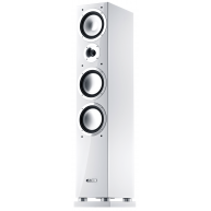 "CANTON Chrono 509.2 DC 7"" 3-Way Floorstanding Speaker White Each"